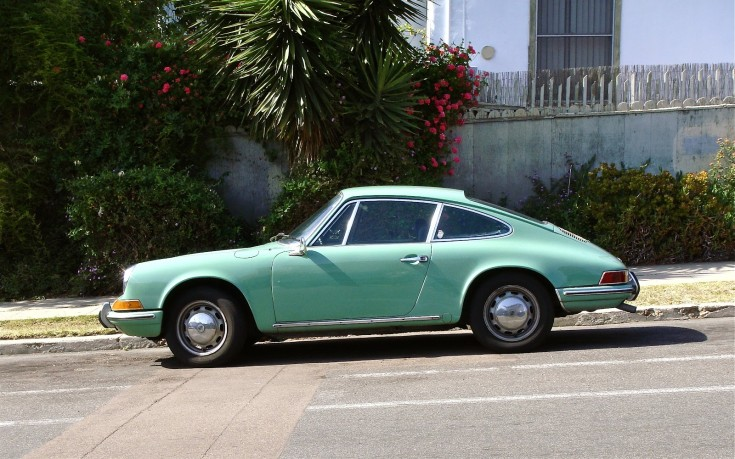 Porsche+912_Mint+Green_1969_1