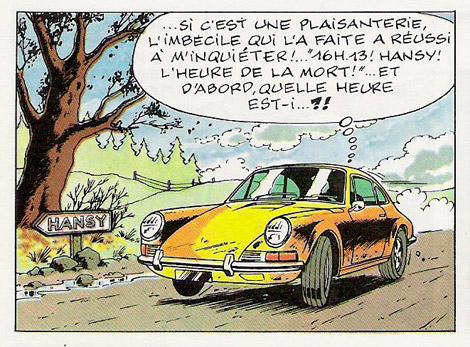 H__ros_Ric_Hochet_La_Ligne_de_mort___Porsche_911_type_901