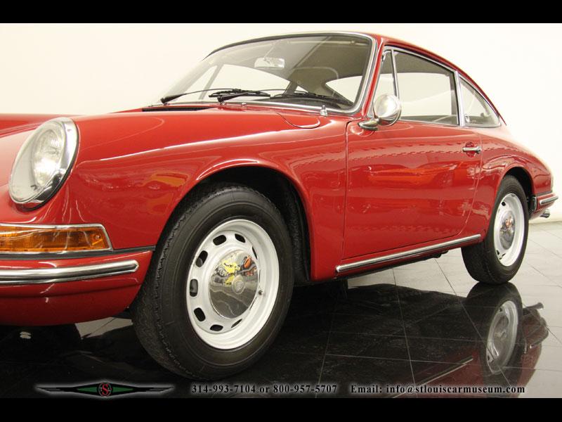 1966Porsche912Red9