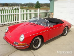 Ryan-1966-Porsche-912-Speedster-1