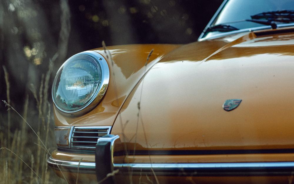 PORSCHE 912 © LAURENT NIVALLE