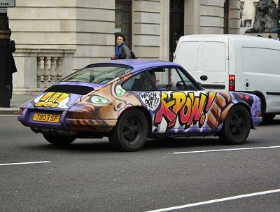 Porsche, Watch Out!