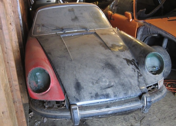 1967-Porsche-911S-Project-Barn-Find-For-Sale