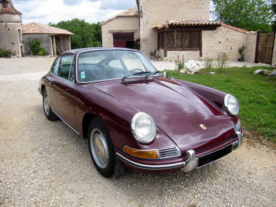 a vendre superbe porsche 912 de juin 1968. Black Bedroom Furniture Sets. Home Design Ideas