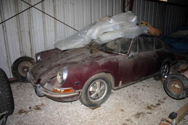1968-porsche-912-barn-find